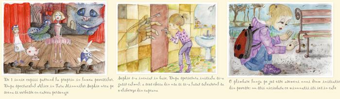 arabella krebs jurnalul sophiei
