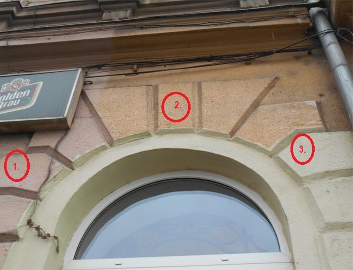 geam 3 culori