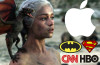 Apple a fost cât pe ce să deţină serialul Urzeala Tronurilor, supereroii Batman şi Superman, dar şi CNN şi Cartoon Network