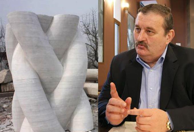 monumentul marii uniri si gavril popescu - ok