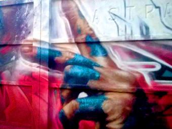 Street ARt: Aradul are, în sfârșit, artă stradală!