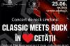 O nouă provocare venită din partea Filarmonicii de Stat Arad: CLASSIC MEETS ROCK în inima Cetății!