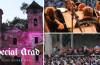 Zeii rockului au năvălit în Cetatea Aradului (foto + video)