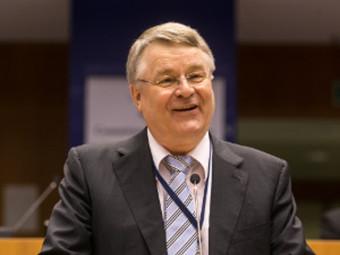 Markku Markkula, președintele Comitetului European al Regiunilor, în vizită la Arad