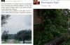 Ne mințim ca la meteo! Autoritățile postează pe Facebook, în timp ce arădenii nu au curent electric (ATAȘĂRI)