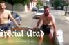 Căldură mare, mon cher! La Arad, canicula scoate ce-i mai creativ din oameni... (VIDEO)