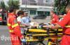 Canicula face victime la Arad! Tânără lovită de mașină după ce a leșinat pe trecerea de pietoni