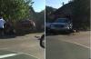 Trei mașini implicate într-un accident pe Valea Mureșului, la Bârzava