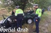 Doi arădeni, soț și soție, au murit într-un groaznic accident la Pâncota (Foto)