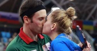 Dana Dodean câștigă aur pentru România la Campionatele Europene de tenis de masă, la dublu mixt