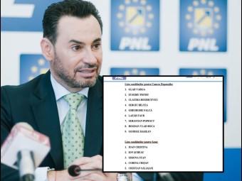 """Listele lui Falcă încalcă flagrant statutul PNL. La Arad contează doar dorința """"Fuhrerului"""" și nu legea"""