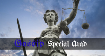 Învierea domnului judecător Lăzărescu de la Tribunalul Arad de către instituțiile, oare imaculate?, ale statului român