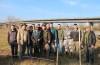 Amplă acțiune de plantare de puieți în organizarea UVVG și Asociația Euromediu