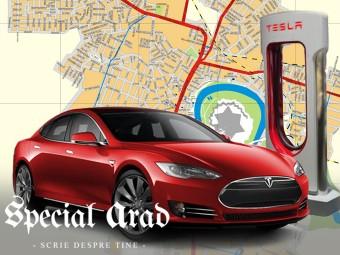 Gigafabrică TESLA de miliarde de euro în Arad? Un arhitect arădean, fără implicări politice, a trimis un proiect americanilor