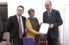 Protocol de colaborare între UVVG din Arad și Univeur di Galasso Gennaro (Italia)
