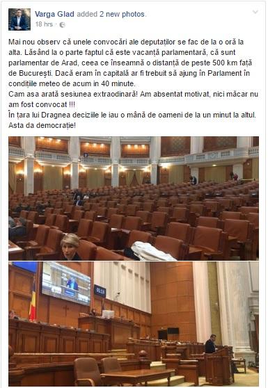 postare-glad-parlament