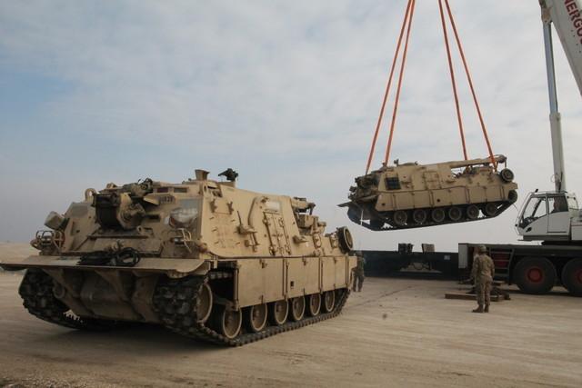 05-tancurile americane au ajuns in romania (5)