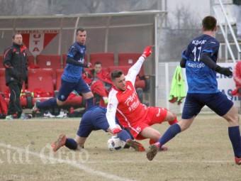 UTA e pregătită de restart! Victorie la scor de neprezentare cu sârbii de la Dinamo Pancevo (FOTO)