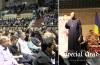 Părintele Constantin Necula a vorbit la Arad despre credința pură, sinceră și darul Bunei Vestiri | FOTO - VIDEO