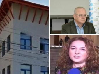 Geanina Pistru va presta muncă sub Bănățean de la Compania de bani aruncați pe apă și canal Arad