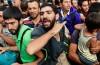 Mai dihai decât dalmațienii! 111 migranți au încercat să iasă ilegal din țară, înghesuiți într-un automarfar