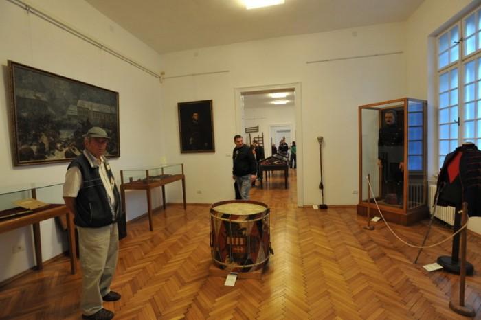 expozitia Tezaur 1848_Palatul Cultural