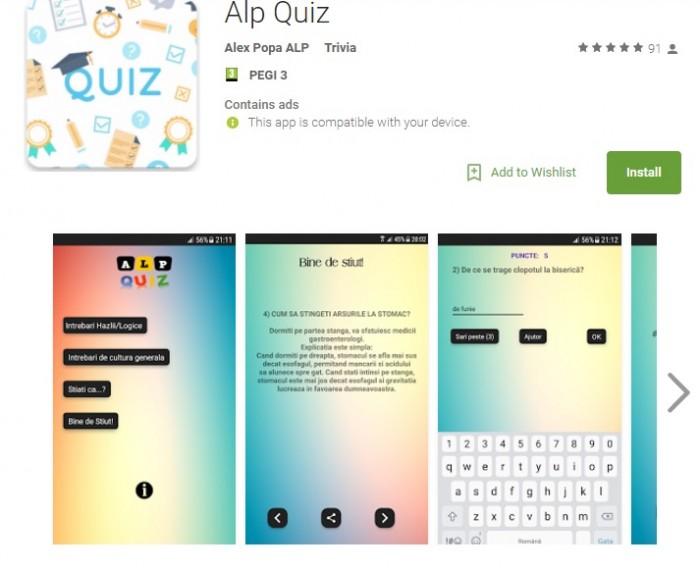 alp quiz