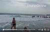 Lanț uman făcut de turiști, la Eforie Nord, pentru salvarea a două fetițe