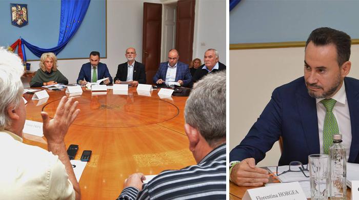 Situația CET Hidrocarburi, discutată în Comisia de Dialog Social de aleșii locali, sindicaliştii CET și Ministrul Energiei