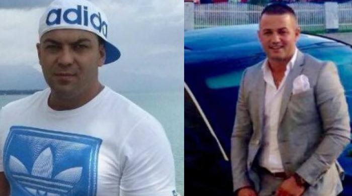 Polițiștii Claudiu Dărăbuț și Romică Maleș - condamnați după ce au bătut trei persoane în timpul serviciului