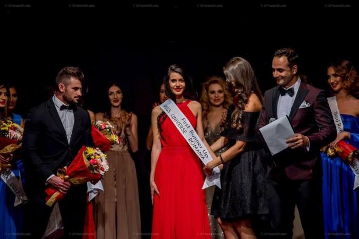 Francesca Isabela Danef - First Runner Up
