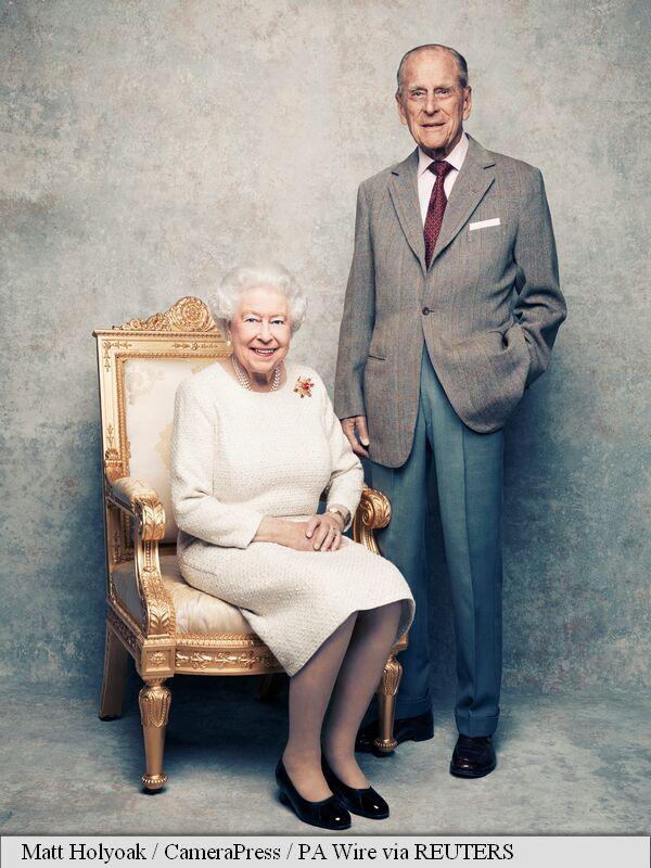 nunta platina regina 1