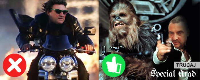 Zoli Lovas in Mission Impossible si ca Han Solo in Star Wars