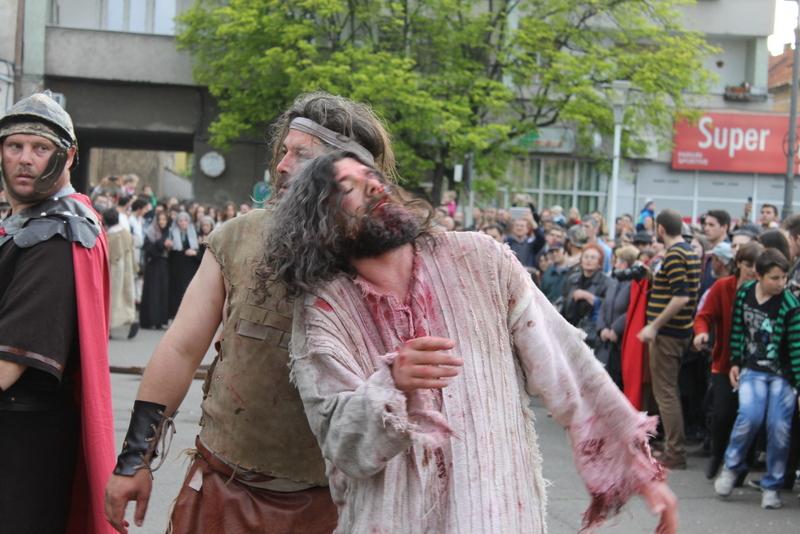 Isus la Arad (100)