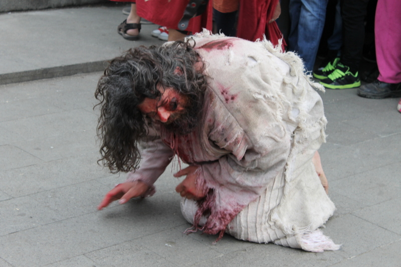 Isus la Arad (105)