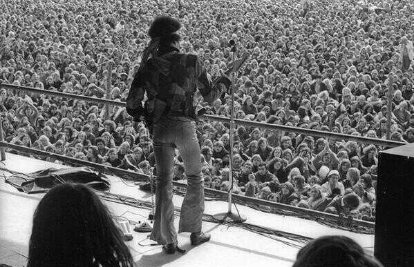 1970 – Ultimul concert al lui Jimi Hendrix