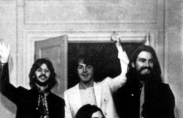 The Beatles – ultima poză în grup