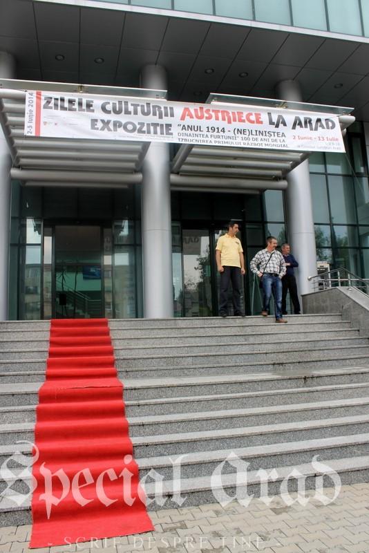 prima zi a culturii austriece la arad (1)