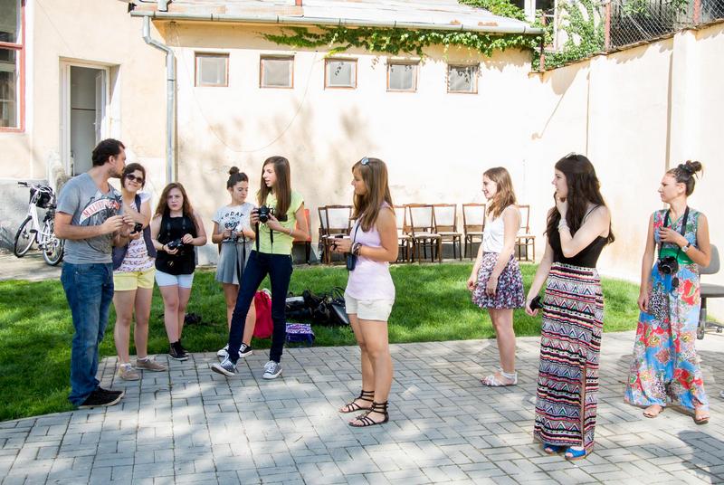 FotoClubProArad la Şcoala de Vară (1)