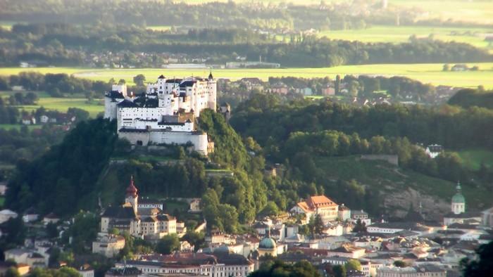 SalzburgVonDerGersbergalm
