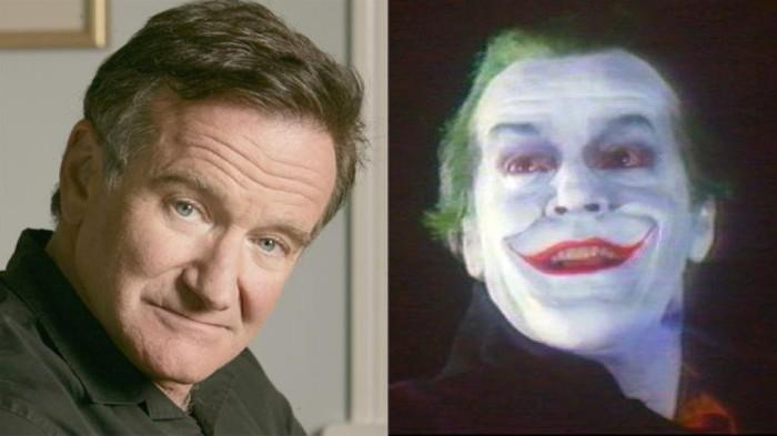 Robin Williams roles that got away joker 660 ap
