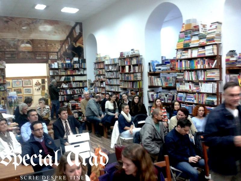 Marinela Vasilica Ardelean lansare carte (11)