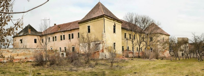 castelul Kornis-Rakoczi-Bethlen din Iernut3