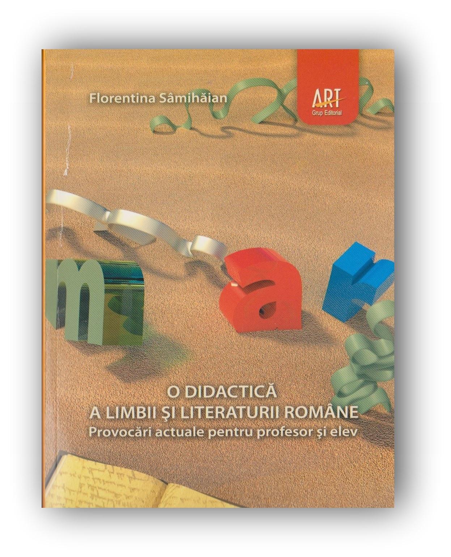 o didactica a limbii si literaturii romane