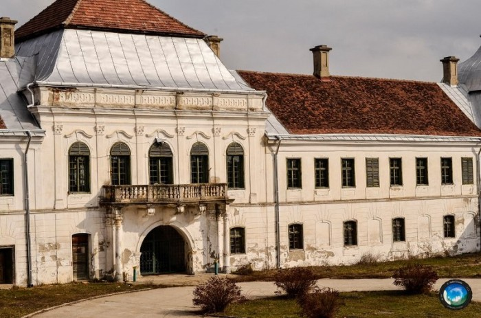 palatul contelui Wesselenyi din Jibou2