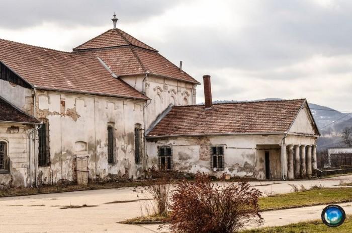 palatul contelui Wesselenyi din Jibou4