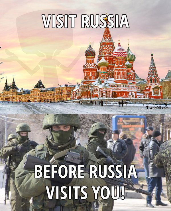 visit russia before russia visits you