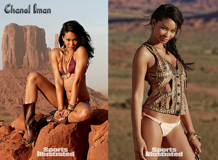 12-Chanel Iman