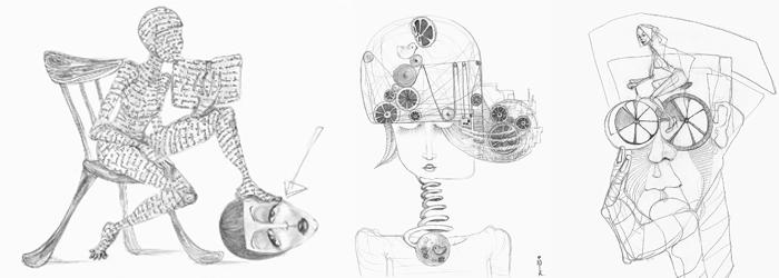 grafica sophiedelic art arabella krebs