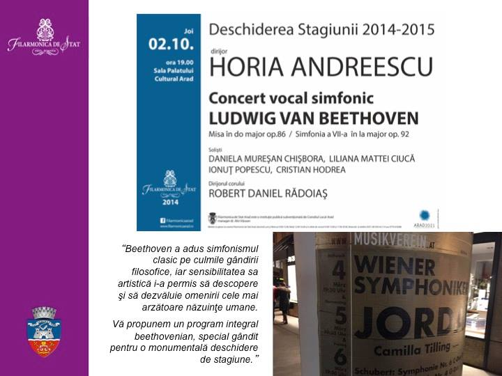 raport activitate filarmonica 2014 15